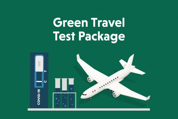 Green Travel Test Package